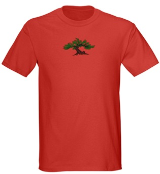 Dawning Bonsai Shirt (alternate colour option to Military Green)